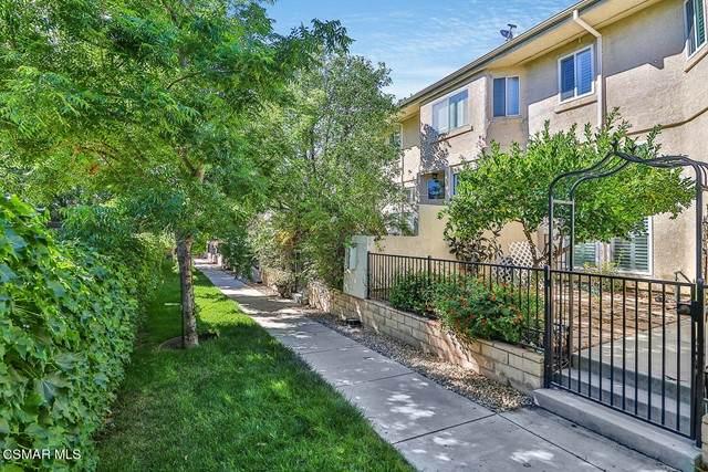 261 N Skyline Drive, Thousand Oaks, CA 91362 (#221003193) :: Berkshire Hathaway HomeServices California Properties