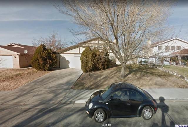 1277 E Avenue Q11, Palmdale, CA 93550 (#320006436) :: Berkshire Hathaway HomeServices California Properties