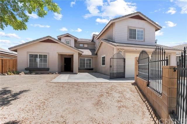 3242 Desert Cloud Avenue, Rosamond, CA 93560 (#SR21127427) :: Berkshire Hathaway HomeServices California Properties