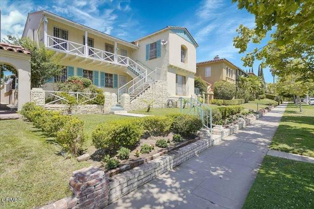 1163 S Crescent Heights Boulevard, Los Angeles, CA 90035 (#P1-5199) :: Lydia Gable Realty Group