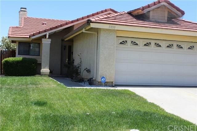 37030 Bayliss Court, Palmdale, CA 93550 (#SR21127503) :: Berkshire Hathaway HomeServices California Properties