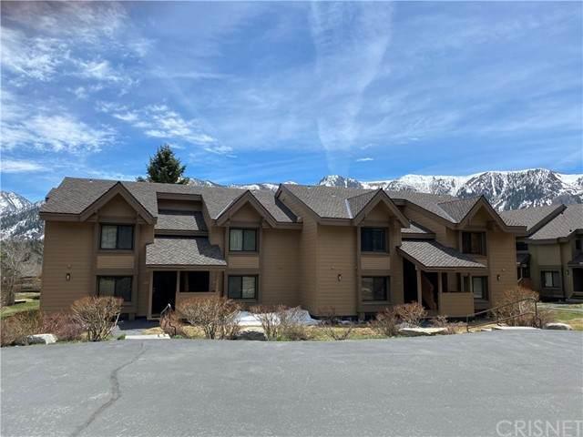 270 Snowcreek Road #270, Mammoth Lakes, CA 93546 (#SR21127504) :: Berkshire Hathaway HomeServices California Properties