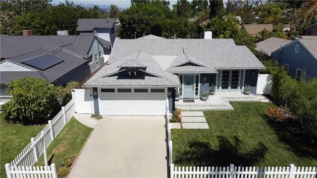 4916 Greenbush Avenue, Sherman Oaks, CA 91423 (#SR21122752) :: Berkshire Hathaway HomeServices California Properties