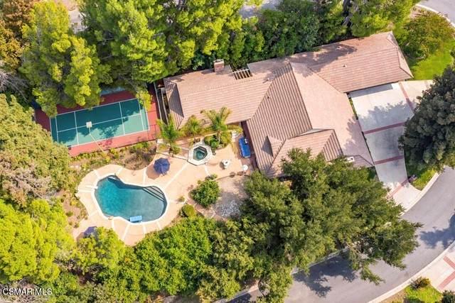 3997 Skelton Canyon Circle, Westlake Village, CA 91362 (#221003202) :: Lydia Gable Realty Group