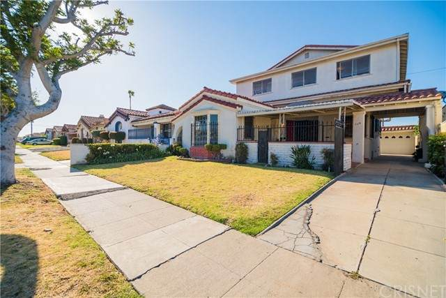 1119 W 82nd Street, Los Angeles, CA 90044 (#SR21127854) :: Lydia Gable Realty Group