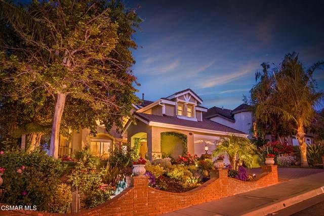 5616 Laurel Bluff Place, Agoura Hills, CA 91301 (#221003207) :: The Parsons Team