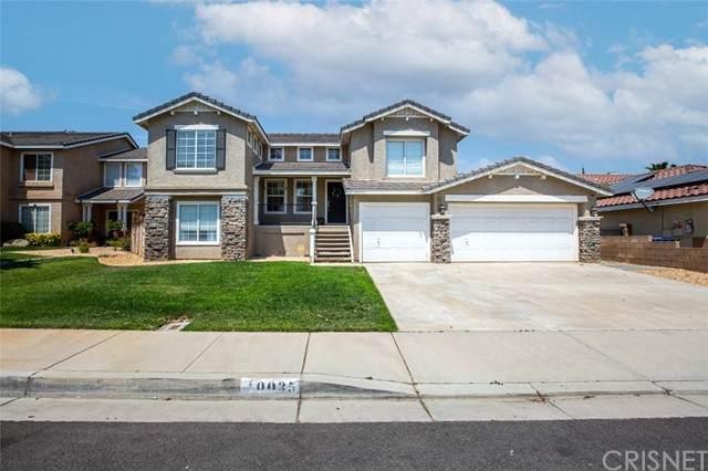 40035 Vicker Way, Palmdale, CA 93551 (#SR21127912) :: Montemayor & Associates