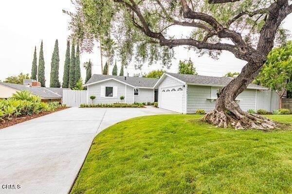 1085 Valley View Avenue, Pasadena, CA 91107 (#P1-5215) :: The Parsons Team