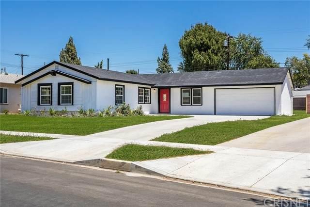 23025 Covello Street, West Hills, CA 91307 (#SR21128120) :: Berkshire Hathaway HomeServices California Properties