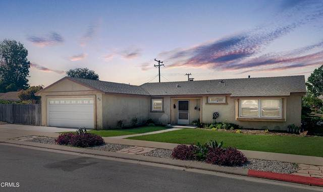 42 E Calle La Guerra, Camarillo, CA 93010 (#V1-6423) :: Berkshire Hathaway HomeServices California Properties