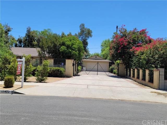 17422 Roscoe Boulevard, Northridge, CA 91325 (#SR21128142) :: The Grillo Group