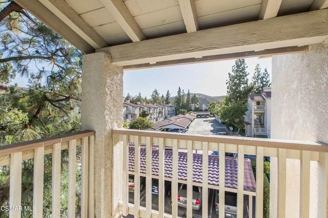 640 Indian Oak Lane #104, Oak Park, CA 91377 (#221003212) :: TruLine Realty