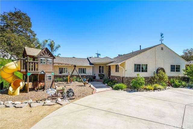 10842 Art Street, Shadow Hills, CA 91040 (#SR21127194) :: Randy Plaice and Associates