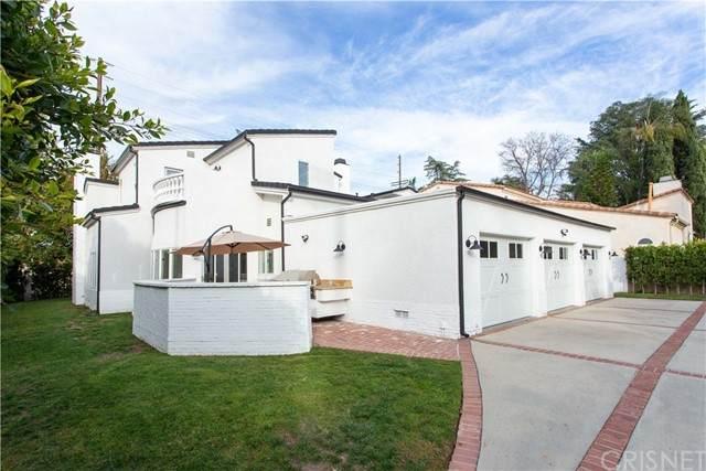 13260 Magnolia Boulevard, Sherman Oaks, CA 91423 (#SR21128656) :: Compass