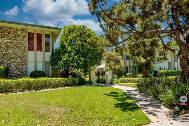 767 S Orange Grove Boulevard #2, Pasadena, CA 91105 (#P1-5222) :: Compass