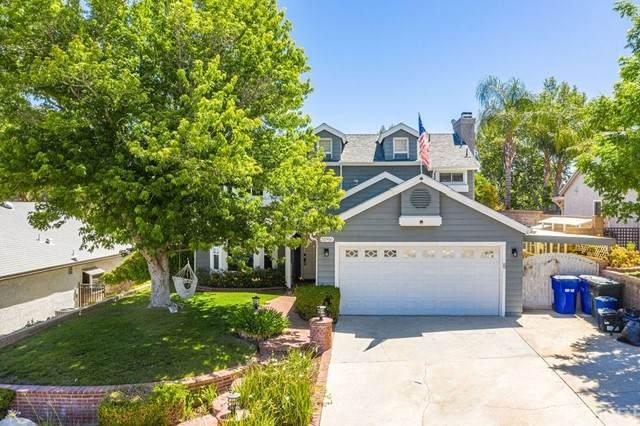 31916 Green Hill Drive, Castaic, CA 91384 (#SR21128809) :: Compass