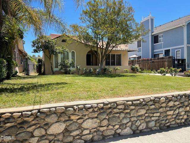 636 N Wilson Avenue, Pasadena, CA 91106 (#P1-5230) :: Compass