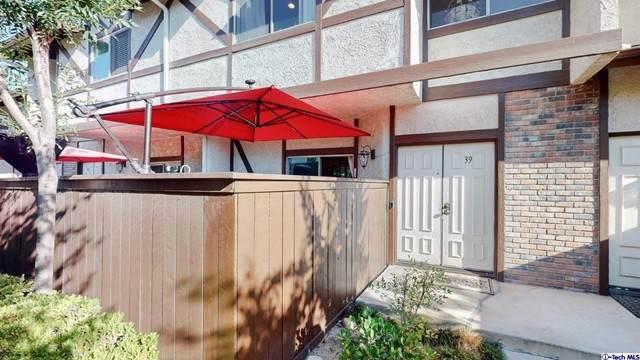 10480 Sunland Boulevard #39, Sunland, CA 91040 (#320006454) :: TruLine Realty