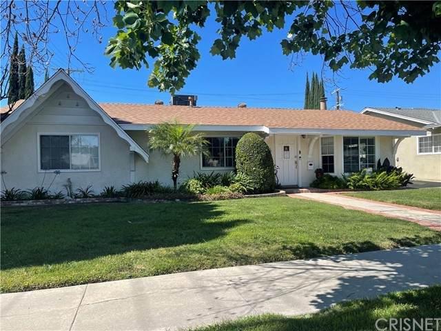 24306 Vanowen Street, West Hills, CA 91307 (#SR21129163) :: Angelo Fierro Group   Compass