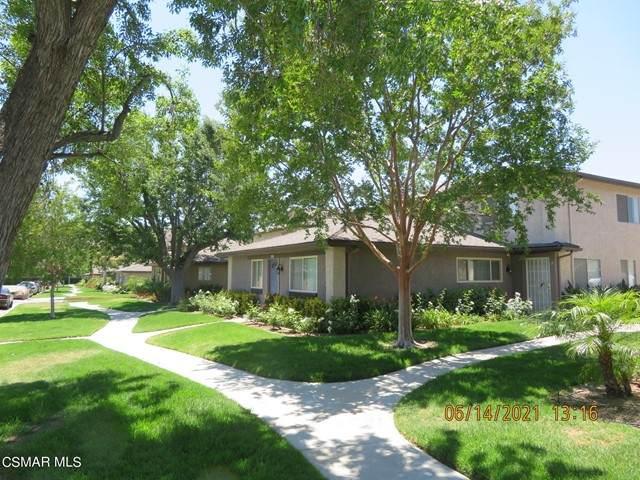 2049 Calle La Sombra #2, Simi Valley, CA 93063 (#221003235) :: Montemayor & Associates