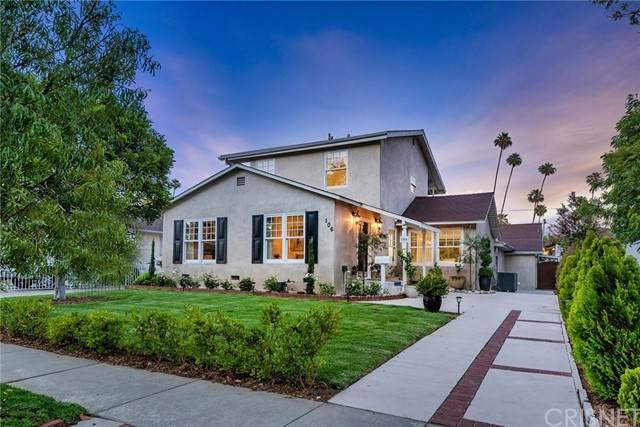 106 S San Marino Avenue, Pasadena, CA 91107 (#SR21129282) :: The Suarez Team