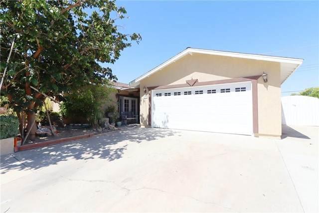 1173 Cavalier Avenue, Simi Valley, CA 93065 (#SR21129641) :: Randy Plaice and Associates
