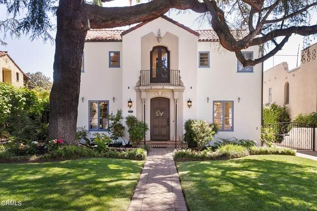 1720 S Los Robles Avenue, San Marino, CA 91108 (#P1-5241) :: Montemayor & Associates