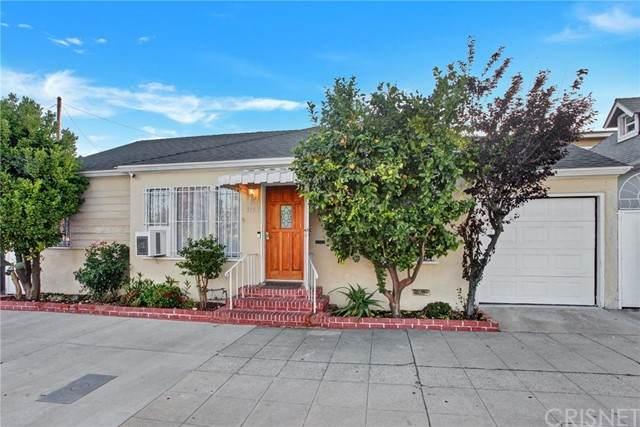 1157 Cole Avenue, Los Angeles, CA 90038 (#SR21125588) :: TruLine Realty