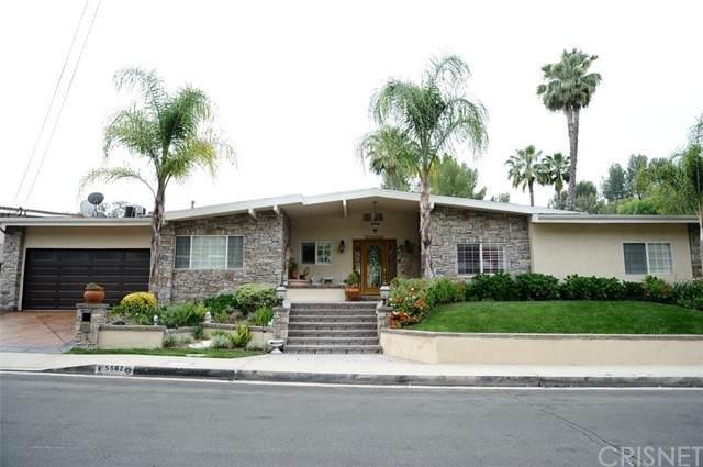 5562 El Canon Avenue, Woodland Hills, CA 91367 (#SR21128085) :: The Suarez Team