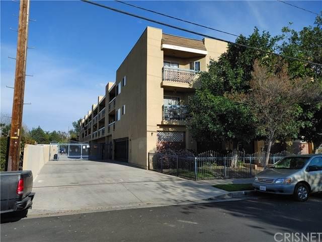 9014 Burnet Avenue #201, North Hills, CA 91343 (#SR21130241) :: Montemayor & Associates