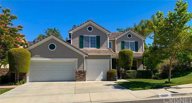 28281 Foxlane Drive, Canyon Country, CA 91351 (#SR21128039) :: Montemayor & Associates