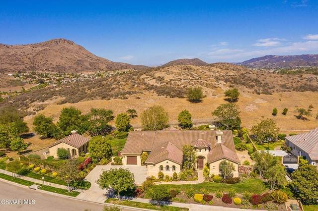 186 Via Ricardo, Newbury Park, CA 91320 (#221003258) :: Berkshire Hathaway HomeServices California Properties