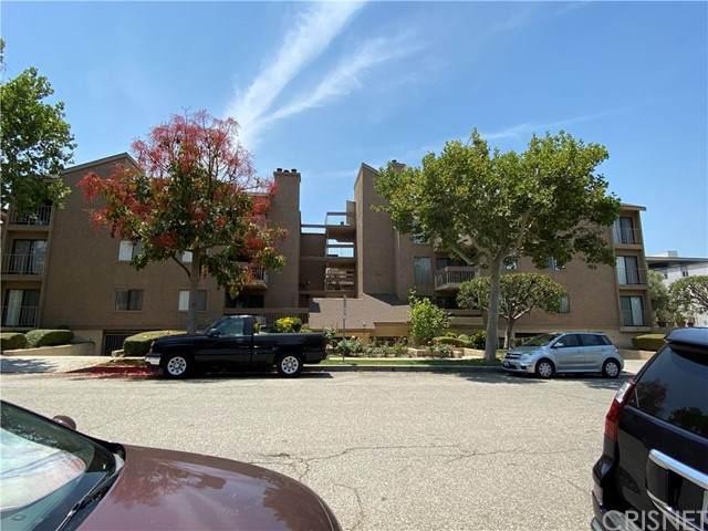 250 W Fairview Avenue #104, Glendale, CA 91202 (#SR21129277) :: TruLine Realty