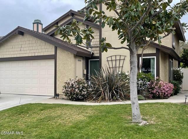 2485 Orangewood Place, Simi Valley, CA 93065 (#221003259) :: Montemayor & Associates