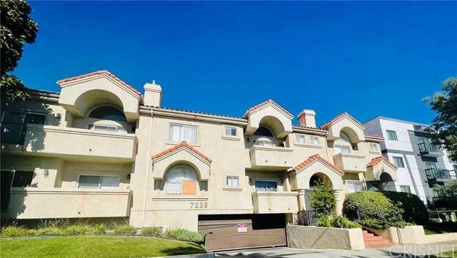 7236 Amigo Avenue #113, Reseda, CA 91335 (#SR21128513) :: TruLine Realty