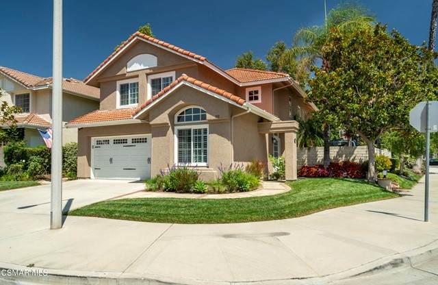 310 Ocho Rios Way, Oak Park, CA 91377 (#221003265) :: Montemayor & Associates