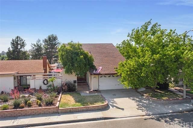 27513 Kenfel Drive, Saugus, CA 91350 (#SR21130489) :: Montemayor & Associates