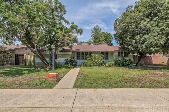7707 Louise Avenue, Northridge, CA 91325 (#SR21126222) :: The Grillo Group