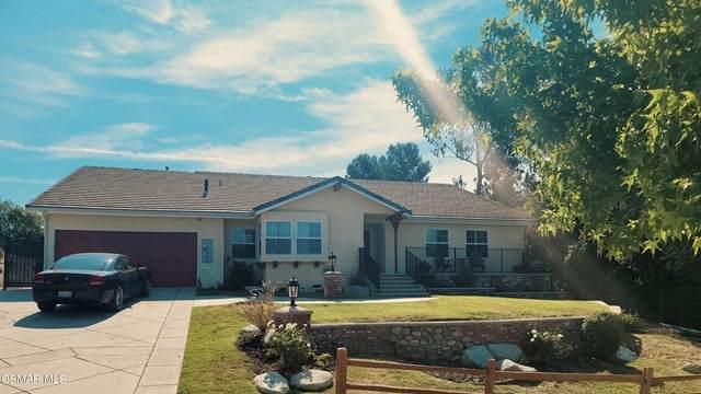1251 Mellow Lane, Simi Valley, CA 93065 (#221003267) :: Montemayor & Associates