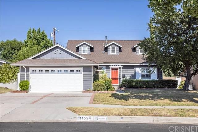 11554 Mclennan Avenue, Granada Hills, CA 91344 (#SR21130406) :: Lydia Gable Realty Group
