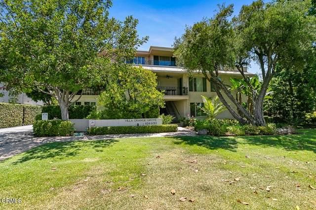630 S Orange Grove Boulevard #2, Pasadena, CA 91105 (#P1-5255) :: TruLine Realty