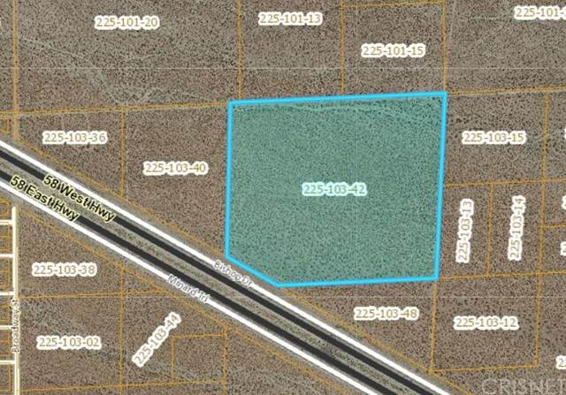 0 State Hwy 58, Mojave, CA 93501 (#SR21128541) :: Angelo Fierro Group | Compass
