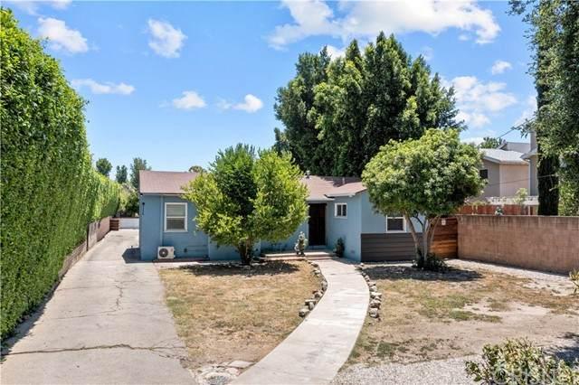 9334 Burnet Avenue, North Hills, CA 91343 (#SR21130849) :: Montemayor & Associates