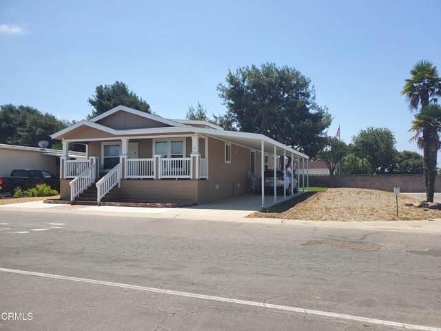 100 Borrego Avenue #176, Oxnard, CA 93033 (#V1-6485) :: TruLine Realty