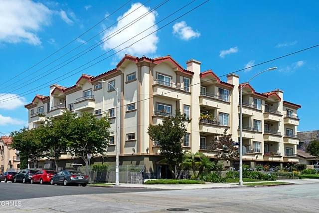 601 N Serrano Avenue #205, Los Angeles, CA 90004 (#P1-5263) :: TruLine Realty