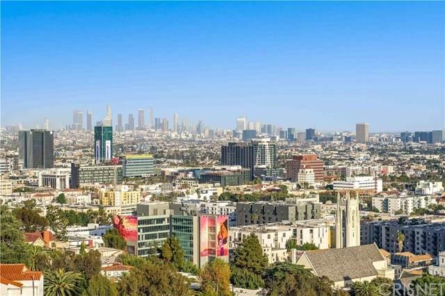 2038 N Sycamore Avenue, Los Angeles, CA 90068 (#SR21130784) :: TruLine Realty