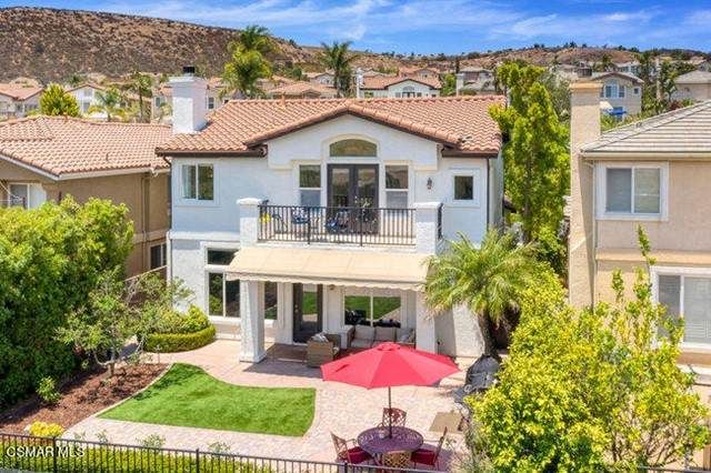 2966 Florentine Court, Thousand Oaks, CA 91362 (#221003288) :: The Grillo Group
