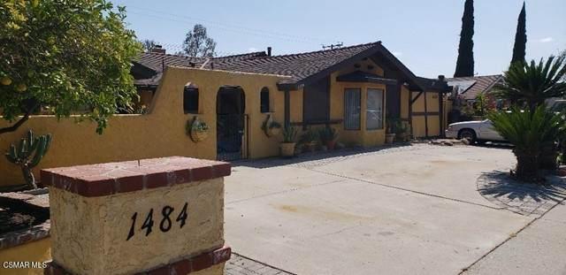 1484 Ahart Street, Simi Valley, CA 93065 (#221003290) :: Montemayor & Associates
