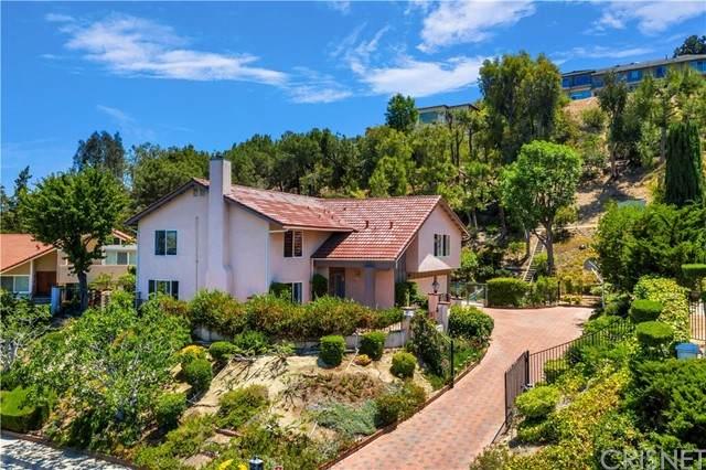 20111 Ruston Road, Woodland Hills, CA 91364 (#SR21131449) :: Montemayor & Associates