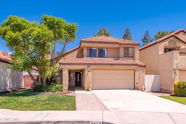 2228 Oak Haven Avenue, Simi Valley, CA 93063 (#221003294) :: Montemayor & Associates